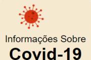 INFORMAÇÕES COVID